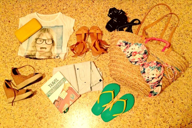 S For Summer packing tips part1